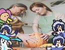アライさんのクッキング3 ~かぼちゃの切り方~