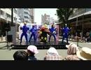 『ぽぷかる歩行者天国3 2014』で踊ってみた【ゾンビーズ】