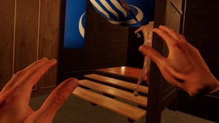 『温泉VR』で、殺し屋1のワンシーンを再現したかった。
