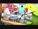 【手描きアニメ】もふ鳥ショート#29 「とさかせいげん」