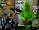 【ドラム】 絶望ビリー 【叩いてみた】 ※音ズレ修正版