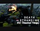 断たれた世界を再びつなげ!:#10【DEATH STRANDING実況】