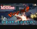 【MHRise】ただドスバギィを狩るだけ!