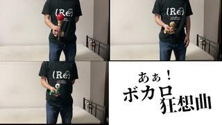 『【けん玉で】あぁ!ボカロ狂想曲【演奏してみた】【ボカコレ2021春】』のサムネイル