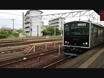『JR九州・筑肥線 浜崎→西唐津(快速・西唐津行き)』のサムネイル
