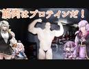 筋肉それはマッスル、筋肉それはプロテイン、ゆえにプロテインフォーマッスル!【Protein for Muscle】