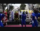 『豊橋歩行者天国ぽぷかる4 2014』で踊ってみた【ZOMBIES】(1)