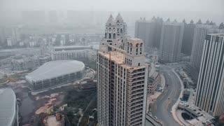 中国の巨大ゴーストタウンに潜入