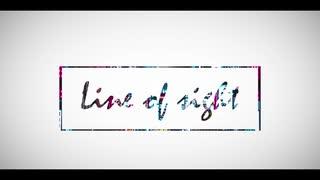 『【百花 繚乱】Line of sight【歌ってみた】』のサムネイル