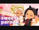 【MMDツイステ】Sweets Parade【スカラビア】