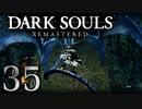 【DARK SOULS REMASTERED】シリーズごと初めてのダークソウルリマスタード part35【実況】