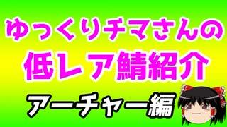 ゆっくり低レアサーヴァント紹介・アーチャー編
