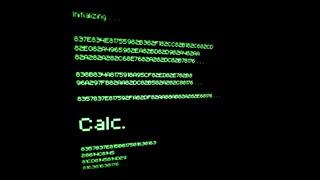 『全力でCalc.歌ったのでサビだけでも聴いてください!』のサムネイル
