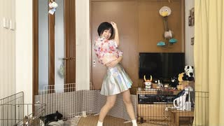 『【愛川こずえ】ルカルカ★ナイトフィーバー2015を踊ってみた』のサムネイル