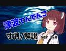 [凝縮版]寸劇でわかる!津波てんでんこ解説動画