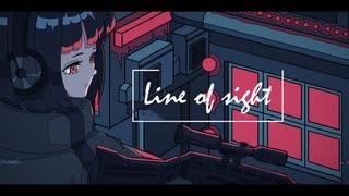 『【NORISTRY】Line of sight - 残響レコード【歌ってみた】』のサムネイル