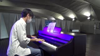 『【ストリートピアノ】地球最後の告白を ピアノで弾いてみた』のサムネイル