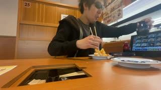 ホモと見るくら寿司に行く墨田無職5皿で満足する