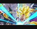 【ドッカンバトル】最強を目指す戦い 超サイヤ人孫悟空(GT)バトルモーション&新BGM