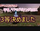 【FF11】【えびせん】早春ノマドモグボナンザ2021 3等 59