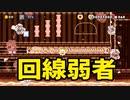 【スーパーマリオメーカー2】オンラインでラグいを体験できるコース【実況】