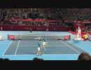 楽天ジャパンオープンテニス2019 世界最高峰のダブルスがハイスペック過ぎる動画【ニコニコ動画】