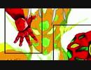 【MUGENストーリー】進(チェンジ!!)ゲッターロボ 竜馬人生最後の日 第十六話「ゲッターの真髄」