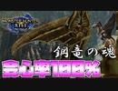 【実況】とにかく攻撃し続けろ!!!!鋼竜の魂パルザダオラ爆誕。【モンスターハンターライズ】