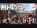 【MHRise】ゆるっとだべっとモンハンライス4人前【迫りくる白い影】