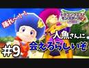人魚さん登場!?海底に眠る秘密を追え!【DQM2イルルカ】【3DS版】【実況】#9