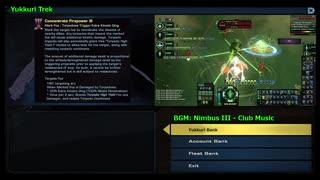 スタートレックオンライン - StarTrek Online - テスト的な動画その2 動画はNanny Toonで走るNanny Run (ガチISE)