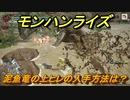 モンハンライズ 泥魚竜の上ヒレの入手方法は? #442【MHR】