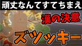 【実況】ポケモン剣盾でたわむれる 頑丈を