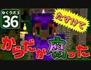 【Minecraft】ゆくラボ3~魔法世界でリケジョ無双~ Part.36【ゆっくり実況】