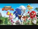 【SEGA MJ】Sonic Boom - Stage3,5【SE無しBGM】