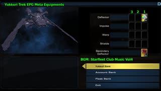 スタートレックオンライン - StarTrek Online - (ガチ)EPG+Torpedo メタ紹介 装備編