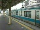 京浜東北線 2008年7月西川口駅