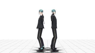 【MMDツイステ】グッバイ宣言【モーション