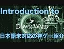 日本語未対応の神ゲー紹介#2 - Down Ward