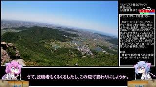 【1分弱登山祭】リアル登山アタック_高御