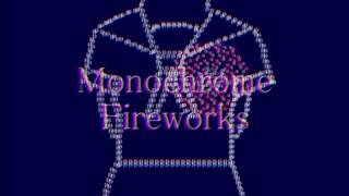 Monochrome Fireworks / 初音ミク