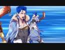 【FGO第二部6章リニューアル版】クーフーリン(キャスター)宝具+EXモーション スキル使用まとめ【Fate/Grand Order 妖精円卓領域アヴァロン・ル・フェ】