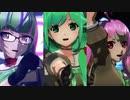 【MMD艦これ】松型三姉妹で【松型つめあわせ】 1080p
