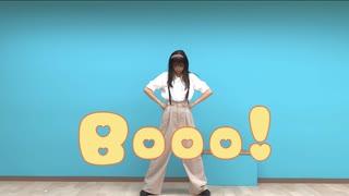 【あおか】Booo!【踊ってみた】
