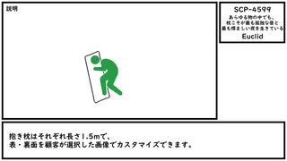 【ゆっくり紹介】SCP-4599【あらゆる物の