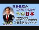 「日本の戦略的意思決定サイクルと危機管理①意思決定サイクル」矢野義昭 AJER2021.6.25(3)