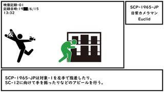 【ゆっくり紹介】SCP-1965-JP【日常カメラ