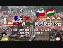 【ゆっくり】東欧旅行記 25 チェスキークルムロフ城からの絶景