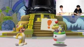 【スーパーマリオ 3Dワールド+フューリーワールド】ゲームセンターわらじ24回前半アーカイブ