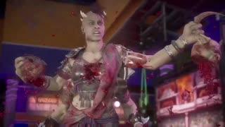 【試合前】Mortal Kombat 11 Ultimate 掛